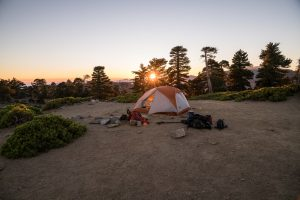 10 Best Camping Sites in California