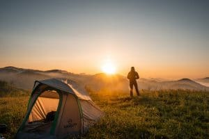 10 Best Camping Sites in Kansas - Photo by Cliford Mervil