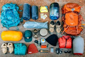 Backpacking-Camping Gear